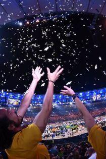 پخش آنلاین ❤️ زنده و مستقیم مراسم افتتاحیه المپیک 2021 ژاپن