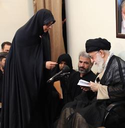 ازدواج مجدد زهرا عباسی | همسر شهید حججی ازدواج کرد