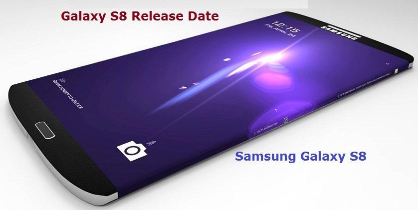 مشخصات و قیمت گوشی گلکسی اس 8 - Galaxy S8   زمان عرضه گلکسی اس 8