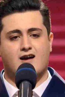 اجرای و خوانندگی پارسا سیمین مرام – مرحله دوم برنامه عصر جدید ۲