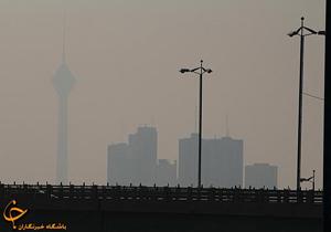 آلودگی هوا 5 سال از عمر تهرانیها را کاهش می دهد