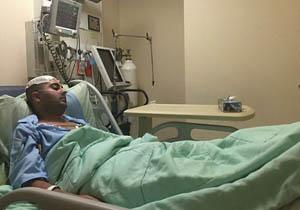 بهنام صفوی از بیمارستان مرخص شد/ 5 روز استراحت مطلق برای خواننده جوان
