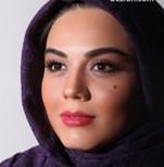 عکس و بیوگرافی آزاده زارعی بازیگر باران سریال آوای باران