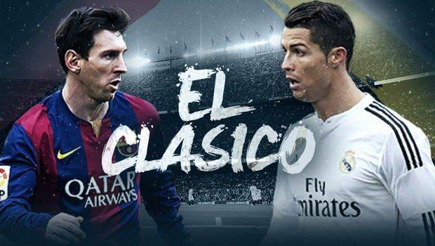 دانلود گلهای و لحظات حساس بازی بارسلونا و رئال مادرید 13 آذر 95