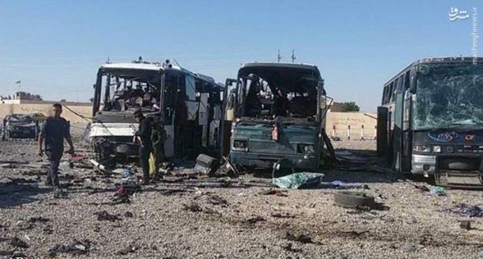 اسامی کشته شدگان و مجروهان انفجار سامرا عراق یکشنبه 16 آبان 95