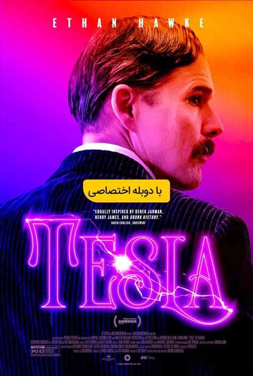 دانلود فیلم Tesla 2020 دوبله فارسی