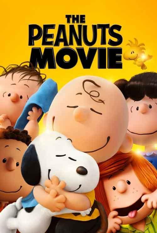 دانلود انیمیشن The Peanuts 2015