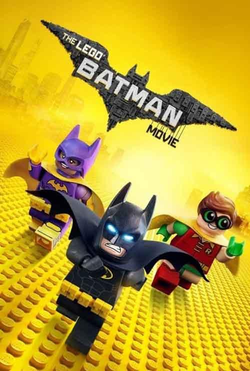 دانلود انیمیشن The Lego Batman 2017