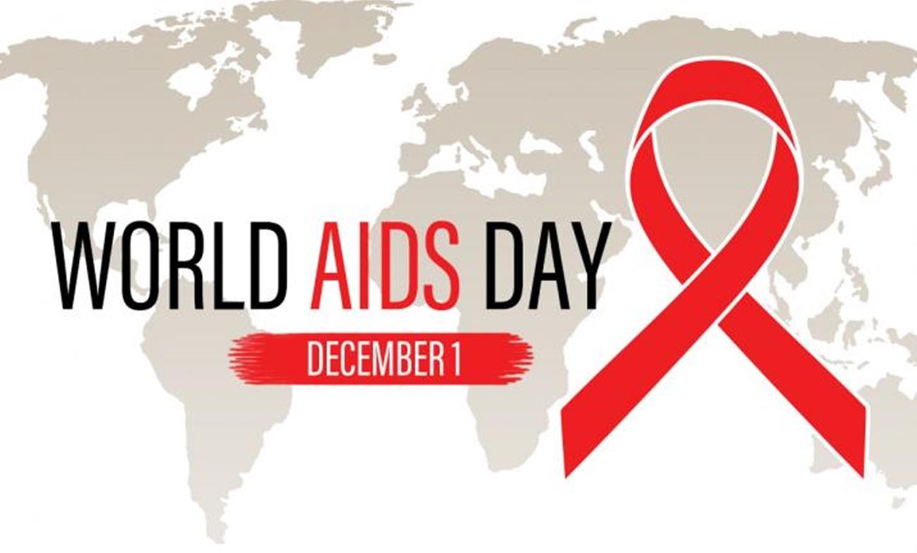 روز جهانی ایدز ۱۴۰۰ Hiv ❤️ | تاریخ دقیق روز جهانی ایدز در سال 1400