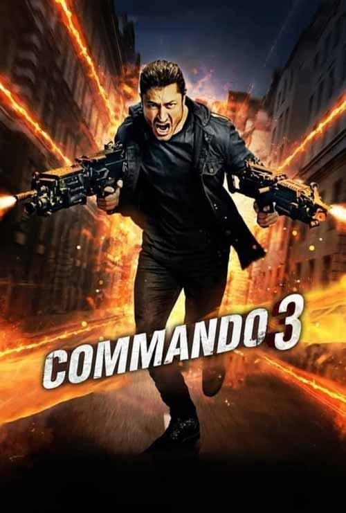 دانلود فیلم Commando 3 2019