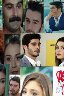 سریال ترکی عشق حرف حالیش نیست