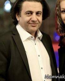 علت فوت همسر افشین یداللهی + شبنم رحمتیان درگذشت