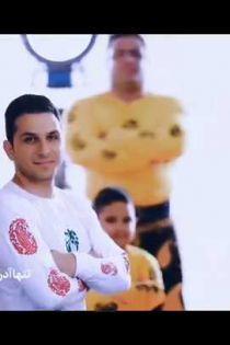 اجرای گروه جوان مردان ایران زمین در مرحله دوم برنامه عصر جدید ۲