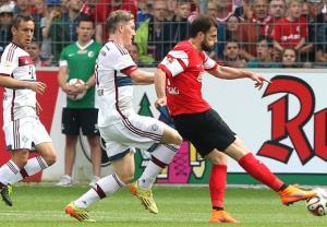 نتیجه و گلهای بازی فرایبورگ و بایرن مونیخ 26 اردیبهشت 94 !