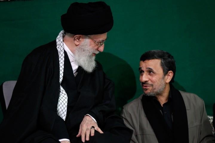 متن نامه محمود احمدی نژاد به رهبر در خصوص انتخابات 1396