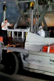 عکس و خبر جدید از ورود 104 کشته شده منا با هواپیما به کشور