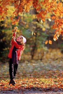 پیامک های جدید و زیبای عاشقانه  پاییز و مهر ۱۴۰۰