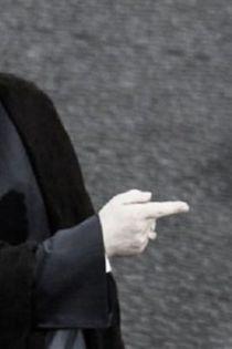 تصاویر دیدار روحانی با نخست وزیر نیمه برهنه انگلیس