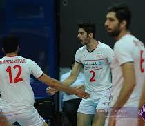 نتیجه ی زنده ی بازی دوم والیبال ایران و روسیه