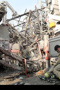 تاریخ جدید تشییع جنازه شهدای آتش نشان پلاسکو + علت لغو تشیع پنجشنبه 7 بهمن 95