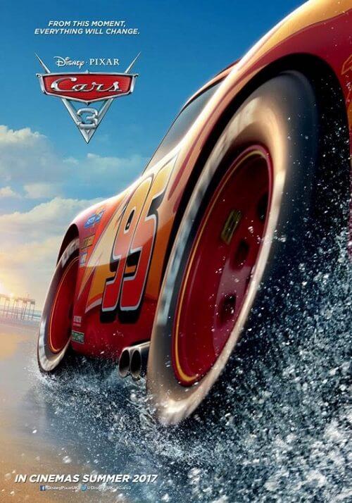 دانلود انیمیشن ماشین ها 2017 Cars 3 با دوبله فارسی