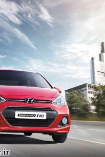 مشخصات و قیمت هیوندای (Hyundai I10) محصول 2017 کرمان موتور+عکس