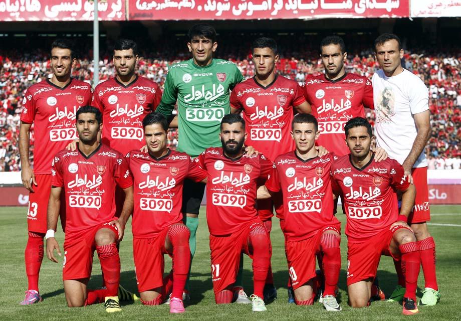 نتیجه بازی پرسپولیس و سپاهان | 31 شهریور 95 + دانلود گلها