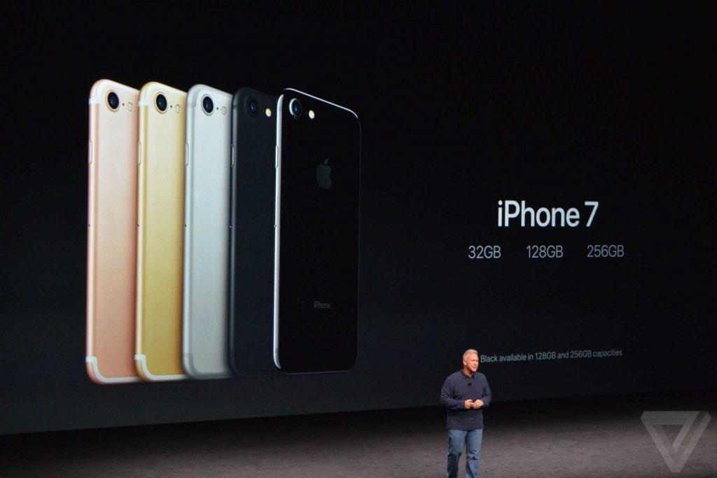 مشخصات و قیمت گوشی آیفون 7 پلاس   زمان عرضه گوشی Iphone 7