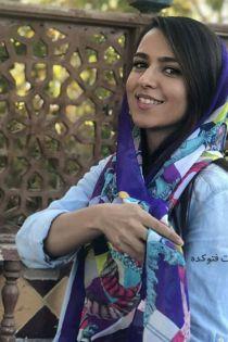 فرزانه فصيحى | بیوگرافی فرزانه فصيحى (مهمان دورهمی) دختر باد ایران و همسرش + عکس