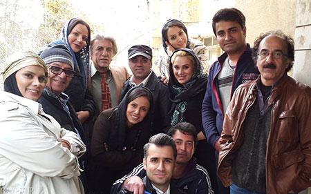 داستان و تصاویر جدید پشت صحنه سریال ایرانی کیمیا