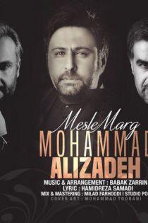 دانلود آهنگ جدید محمد علیزاده به مثل مرگ