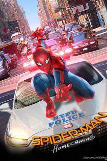 دانلود فیلم مرد عنکبوتی Spider-Man 2017 با دوبله فارسی