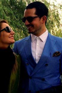 ماجرا و علت دستگیری همسر مهناز افشار (یاسین رامین) + عکس