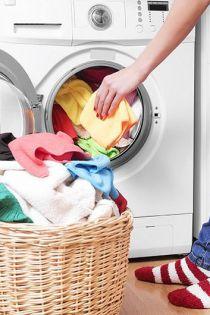 نحوه ضد عفونی کردن ماشین لباسشویی
