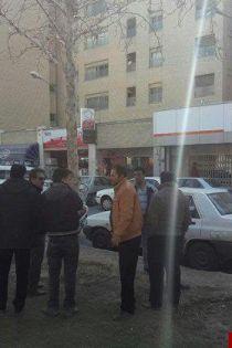 ماجرای سرقت مسلحانه از بانک مسکن اصفهان + شهادت مامور پلیس