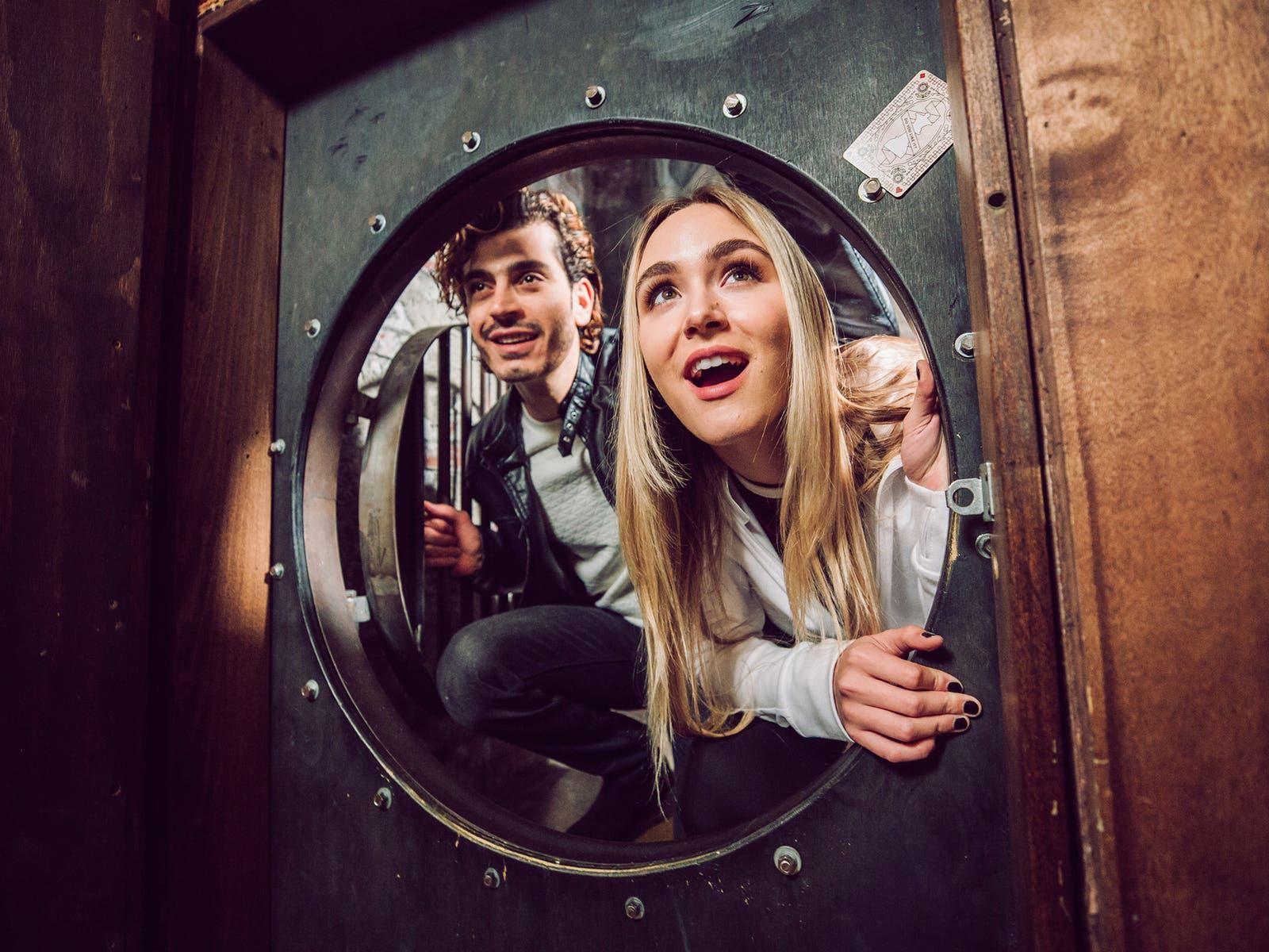 اتاق فرار چیست و چرا باید آن را تجربه کنیم؟